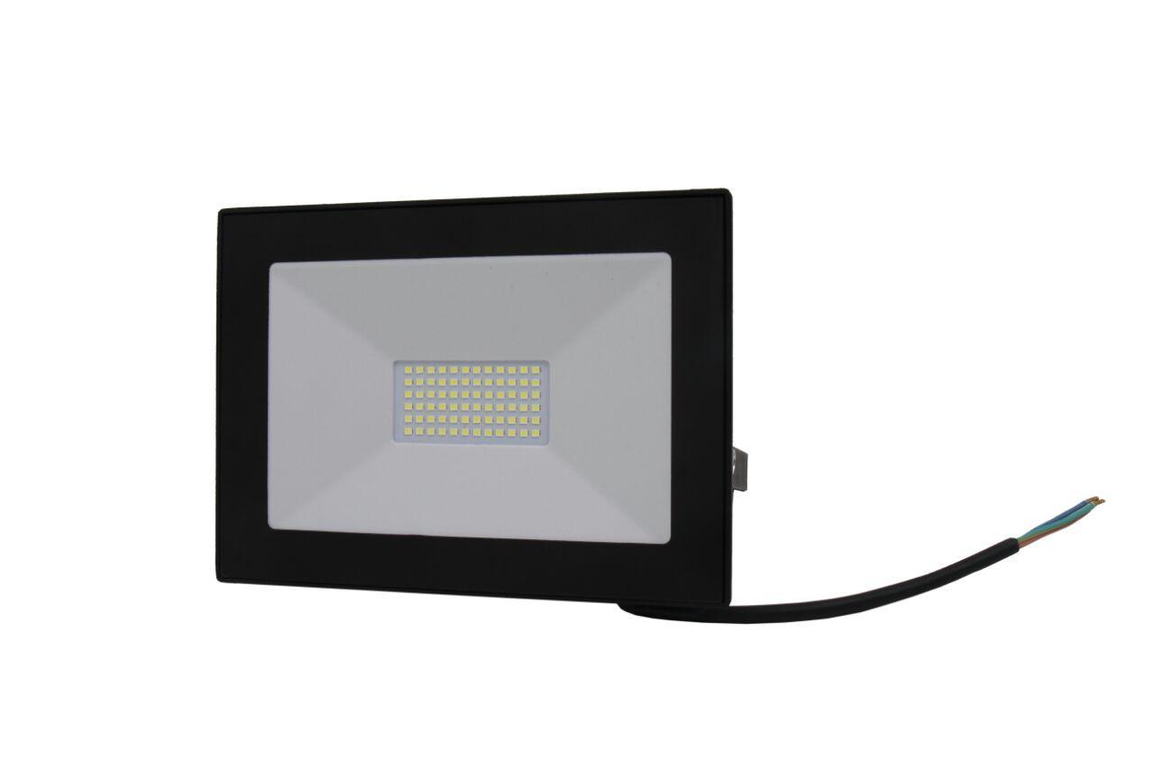 Прожектор LED 50W Ultra Slim 180-260V 4500Lm 6500K IP65 SMD