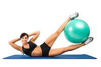 М'яч для фітнесу PROFITBALL 85 см / Мяч для фитнеса Профитбол 85 см (фитбол), фото 1