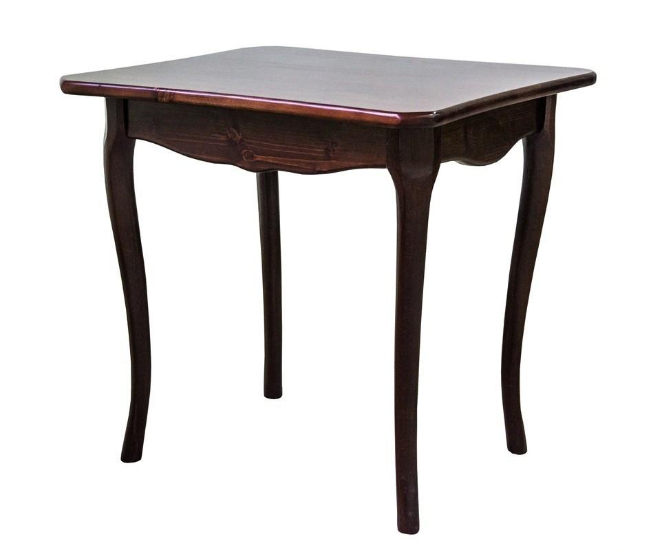 Чайний столик з натурального дерева Скіф