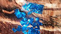 Синий метафан (ручная резка)