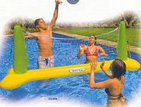 Игра волейбол на воде intex