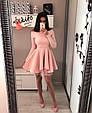 "Платье мини ""Каролина"" , фото 3"