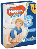 Huggies Трусики-подгузники Pants 4 Mega Boy, 52 шт