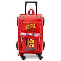 Чемодан детский Маквин Lightning McQueen Rolling Luggage - Cars 3, фото 1