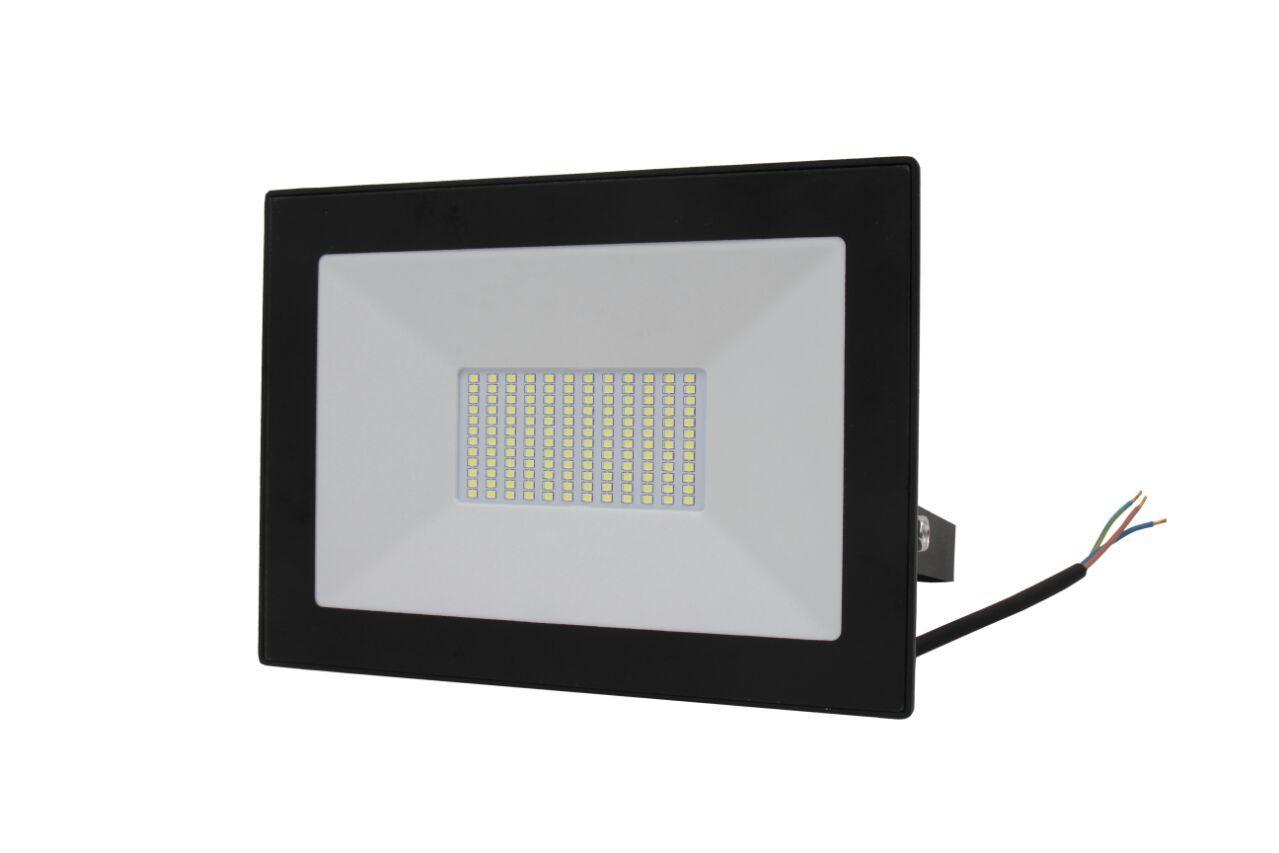 Прожектор LED 100W Ultra Slim 180-260V 9000Lm 6500K IP65 SMD