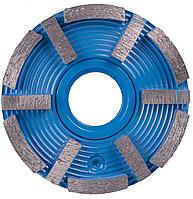 Фреза алмазная Distar GS-W 95/МШМ-12 №00/30 для стартовой шлифовки бетонных и мозаичных промышленных полов