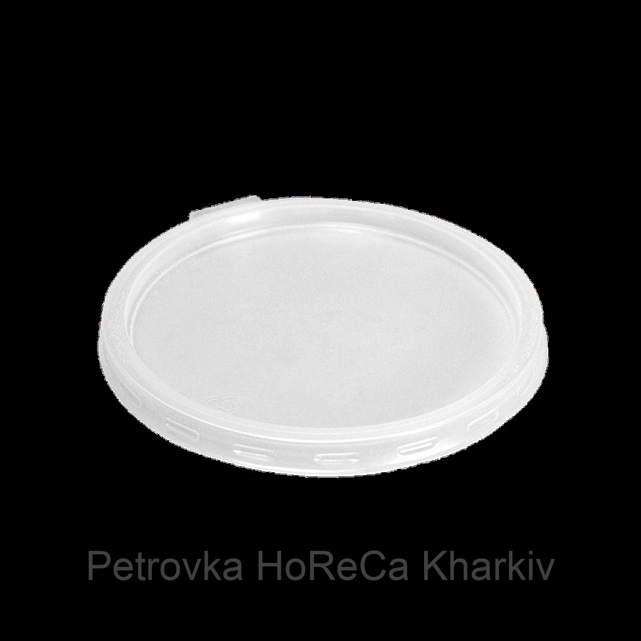 Кришка для супниці ПП-340мл. (1уп/50шт)