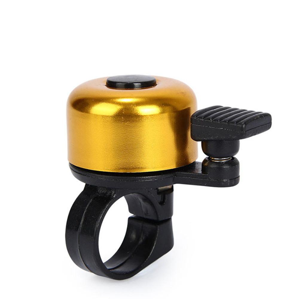 Звонок велосипедный Бочёнок DN BL-558 Gold