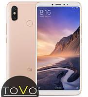 Xiaomi Mi Max 3 4/64GB Gold Мобильный телефон смартфон