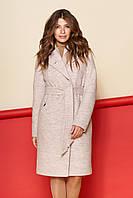 Зимное пальто женское