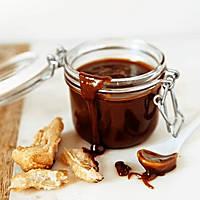 Жидкая шоколадно-сливочная карамель- СТРОНГ [соусная], фото 1
