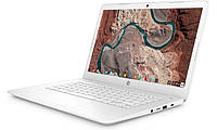 Ноутбук HP Chromebook 14'' 14-ca021nr 4/16gb White Intel® Celeron® N3350
