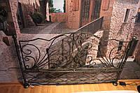 Спинка для кровати кованая, фото 1