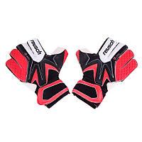 Вратарские перчатки Reasuch Latex Foam Красно-черный