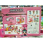 """Набор """"Snack car"""" с куклами Lol Лол LOL-04, фото 2"""