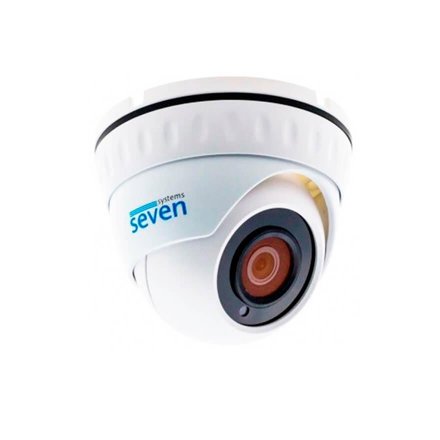 Уличная IP видеокамера SEVEN IP-7212E