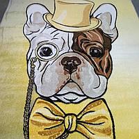 Коврик детский собачка в шляпе 1.60х2.30 м., фото 1