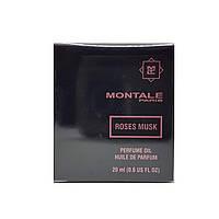 Montale Roses Musk - huile de parfum 20ml