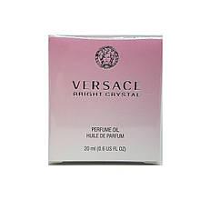 Versace Bright Crystal - huile de parfum 20ml