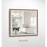 Дзеркало квадратне Еріка B01 БЦ-Стол, фото 1