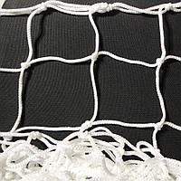 Сетка для футзала, гандбола «ЭЛИТ» белая (комплект из 2 шт.), фото 1