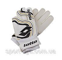 Вратарские перчатки StickGQuality LT+DD Черно-белый