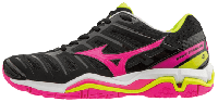 Кроссовки гандбольные женские Mizuno Wave Stealth 4 (X1GB1600-92)
