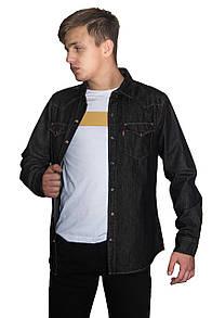Рубашка джинсовая мужская LEVIS 1997 TEXAS 02