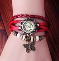 Винтажные часы-браслет