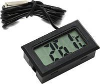 Цифровой термометр TPM-10 (-50...+110 °C) с выносным датчиком, фото 1