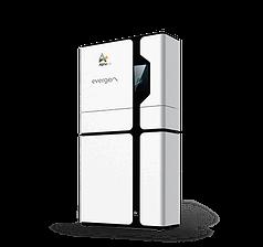Инвертор AlphaESS 5 кВт с АКБ SMILE5-INV