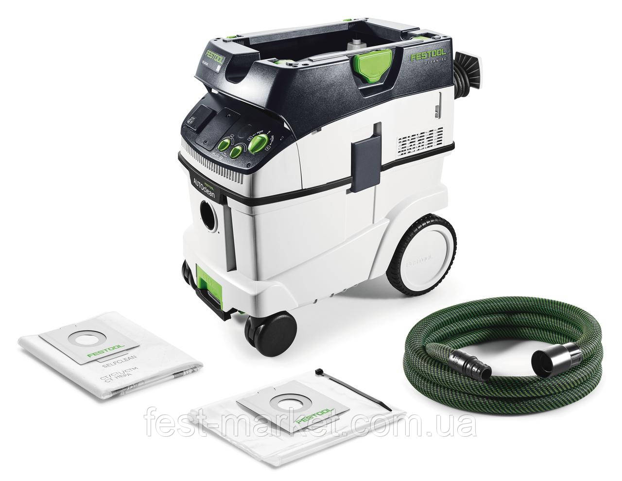 Пылеудаляющий аппарат CTL 36 E AC CLEANTEC Festool 574958