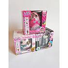 Набор из 3х кукол LOL Surprise №7 (Pink + Luminous + Glitter), фото 3