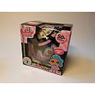 Набор из 3х кукол LOL Surprise №7 (Pink + Luminous + Glitter), фото 4