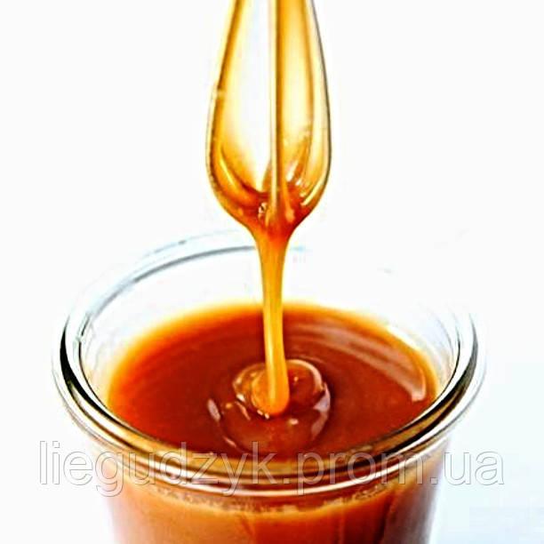 Жидкая сливочная карамель с перцем чили [соусная]