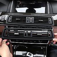 Консольный центр Решетка решетки AC Air Нагреватель Вентиляция для BMW 5 Series 520 525 528 535 1TopShop