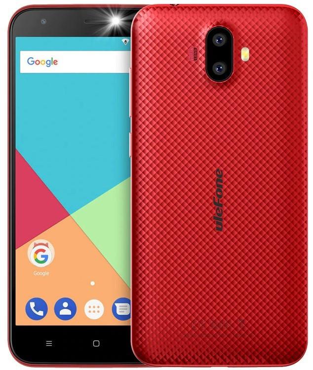 Смартфон Ulefone S7 2/16Gb Red Гарантия 3 месяца