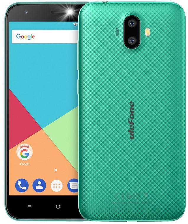 Смартфон Ulefone S7 2/16Gb Turquoise Гарантия 3 месяца