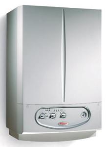 Котел газовый Immergas Zeus 28 kW E (турб. встр.бойл.45л)+труба