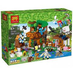 Конструктор Загородный дом Майнкрафт 1007 деталей (Minecraft 33163)