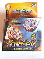 Набор бейблейд beyblade Затмение, Солнце, Луна s3 W God Layer Bey Comic Limited B-846
