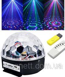 Магічний Світлодіодний Куля Led Magic Ball Light 011