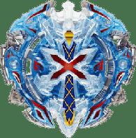 Бейблейд Ксено Экскалибур Beyblade B-67 Xeno Xcalibur (blue)