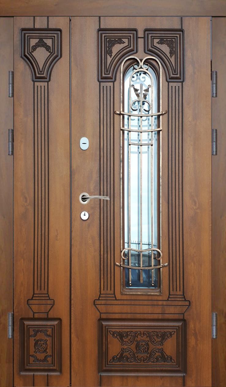 Широкие двери входные Елит_2044