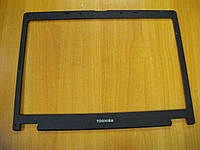 Корпус Рамка матрицы Toshiba Satellite A135 A135-S226 бу