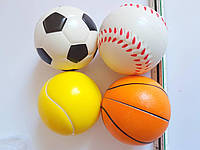 """Игрушка сквиши антистрессSquishy """"Набор мячей"""" (больших)"""
