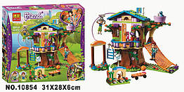 "Конструктор BELA Friend ""Домик Мии на дереве"" 10854 (Аналог LEGO Friends 41335), 356 дет"
