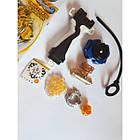 Бейблейд (Beyblade) BurstTop с пусковым устройством Yellow Супер Атакующий, фото 2