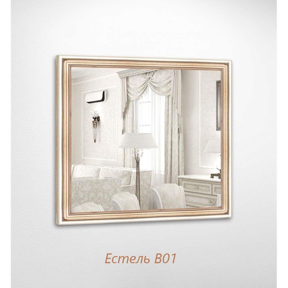 Дзеркало квадратне Естель B01 БЦ-Стол
