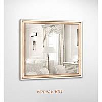 Дзеркало квадратне Естель B01 БЦ-Стол, фото 1